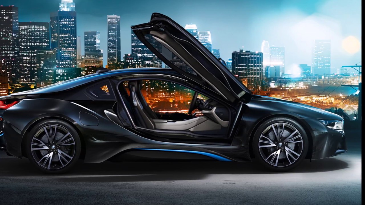 preview  bmw i8 protonic frozen black edition 2019