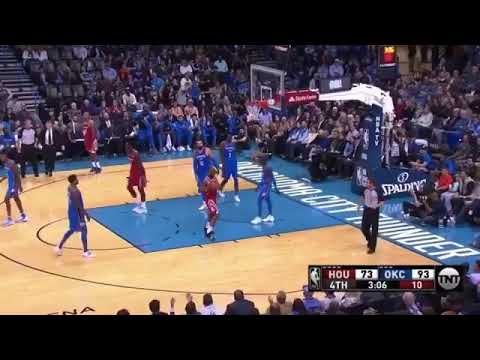 CP3 fakes the ref and Marv Albert