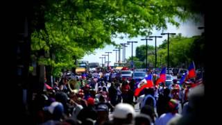 """Haitian By Association """" Anjsaj La"""