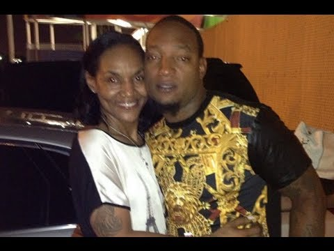 LeBron James  Mother Gloria Dating Rapper - YouTube 540e8daf0