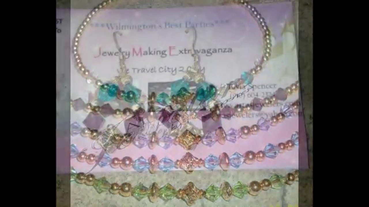 14k Gold Filled Beaded Handmade Jewelry