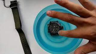 Как отличить подделку и ОРИГИНАЛ Армейские командирские часы AMST 3003 АМСТ AM 3003 обзор настройка
