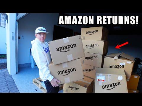 What's inside Amazon Returns?