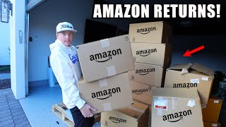 What's inside Amazon Returns?