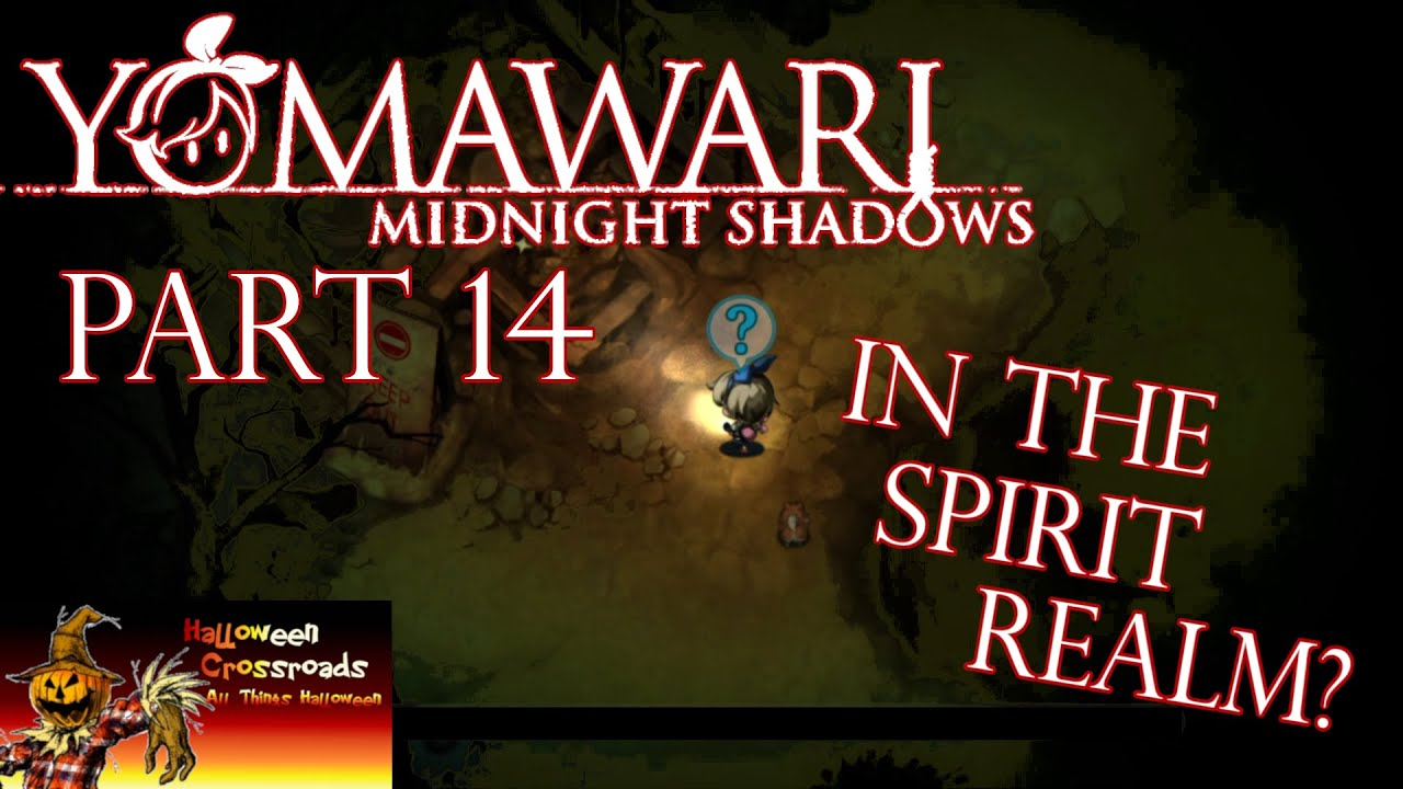 Indie Horror Game PS4 - Yomawari Midnight Shadows PS4 | Walkthrough - Part 14