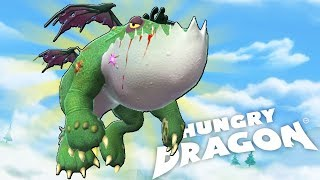 САМЫЙ ГОЛОДНЫЙ ДРАКОН, ПРОХОЖДЕНИЕ ИГРЫ    Hungry Dragon