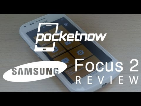 AT&T Samsung Focus 2 Review