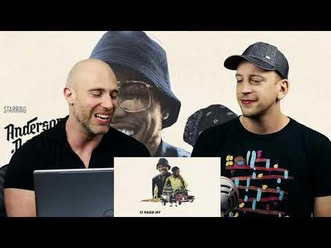 Anderson .Paak - TINTS ft. Kendrick Lamar METALHEAD REACTION TO HIP HOP!!