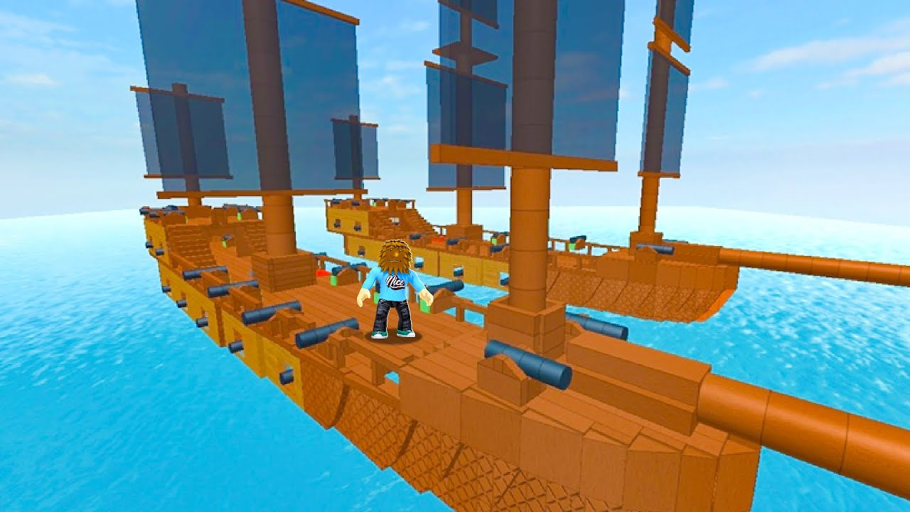 This BOAT Wins EVERYTIME in Build A Boat Simulator   JeromeASF Roblox