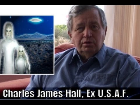 Richplanet TV - Charles James Hall, ex USAF Tall whites & Norweigan E.T's
