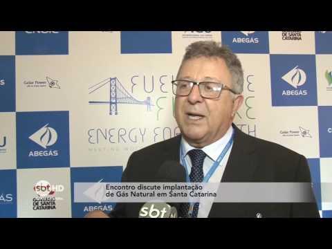 Florianópolis recebe encontro para discutir implantação de Gás Natural em Santa Catarina