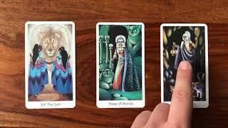 Daily Tarot Reading for 12 August 2018 | Gregory Scott Tarot