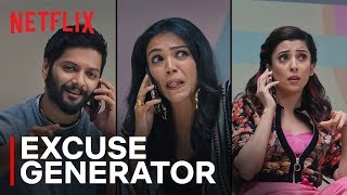 30 Excuses For 30 Days | House Arrest | Netflix India