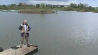 www.flyfishingmyway.com Fishing the Lake at Norton Fishery