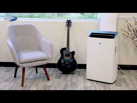 Whynter NEX 10,000 BTU Inverter Dual Hose Portable Air Conditioner with Smart Wi-Fi