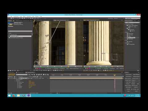 Advanced hyperlapse stabilization tutorial in After Effects