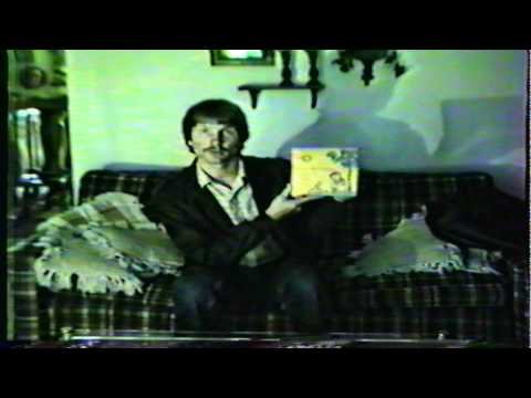 Brad Rich doing Mr Rogers 1984!