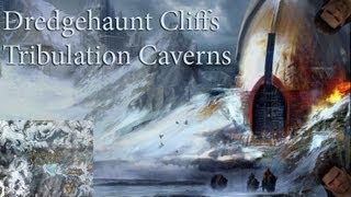 ► Guild Wars 2 - Dredgehaunt Cliffs - Tribulation Caverns