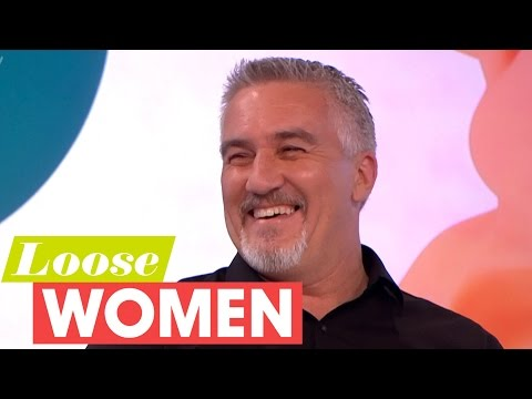 Paul Hollywood's Reaction to the New Bake Off Line-Up | Loose Women