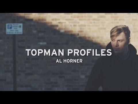 TOPMAN PROFILES | AL HORNER | MUSIC JOURNALIST