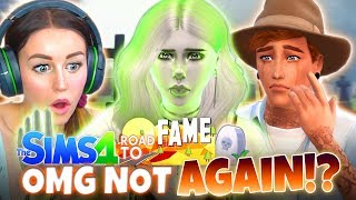 IT HAPPENED AGAIN... 😭 (The Sims 4 ROAD TO FAME #9!🤩)