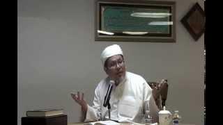 Berlebihan Cinta Harta - Ust Tengku Zulkarnain - Masjid KJRI Los Angeles