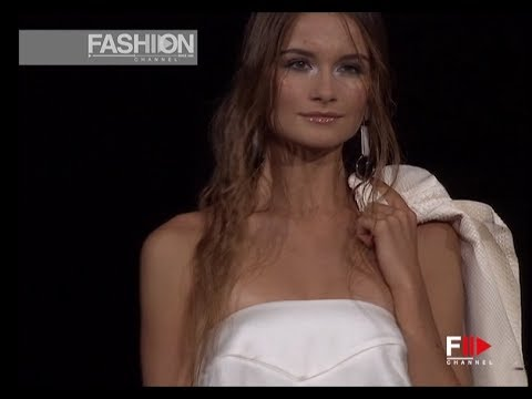 GIORGIO ARMANI Fashion Show Spring Summer 2009 Milan – Fashion Channel