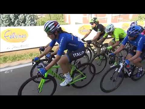 Giro dell'Emilia ciclismo femminile