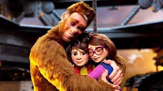 ביגפוט ג'וניור 2 (2020) Bigfoot Family