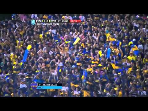 Video: Tevez hizo su gol y Boca vapuleó a Banfield en la Copa Argentina