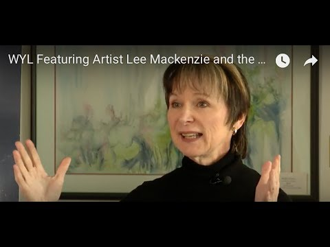 WYL Featuring Artist Lee Mackenzie and the PR Studio Tour