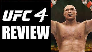 EA Sports UFC 4 Review - The Final Verdict (Video Game Video Review)
