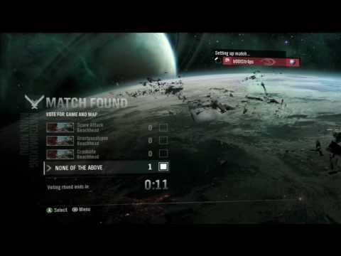 Easiest & Fastest Way To Rank Up In Halo Reach
