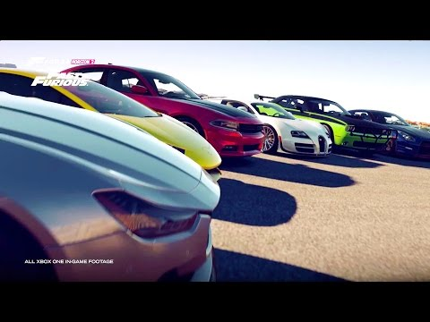 Forza Horizon 2 Presents Fast & Furious - Launch Trailer