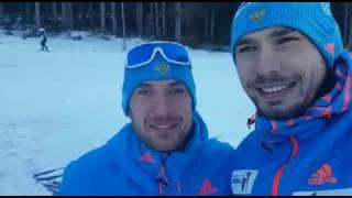 Поздравление Антона Шипулина и Евгения Гараничева с Новым годом