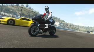 The Crew Wild Run - Car vs Bike Comparison (Circuit spec)