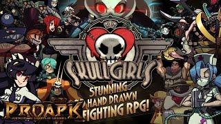 Skullgirls Android Gameplay