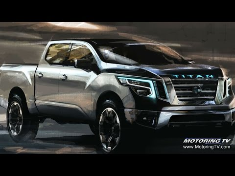 Canadian Designers Behind The New Nissan Titan