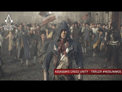 Assassin's Creed Unity - Tráiler #NosUnimos [ES]