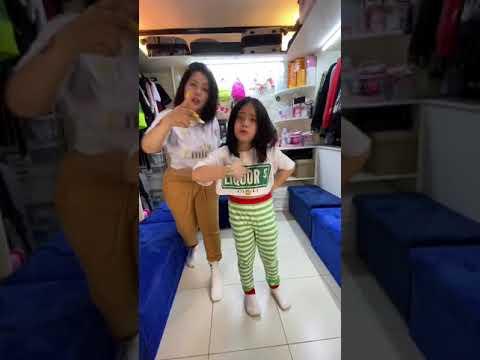 Hinamon ako ni Tyronia ng Tiktok Challenge 😱