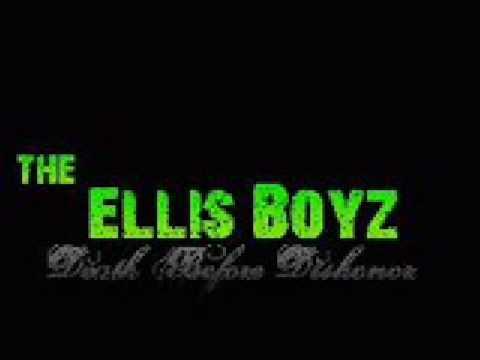 Untouchable Niggaz / The Ellis Boyz  - Niggaz Iz Hoez- P.Chase