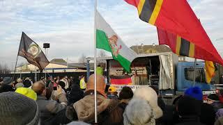 PEGIDA Dresden 16.12.2018 Christopher Berndt