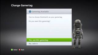 New Gamertag - Message to my XBL friends