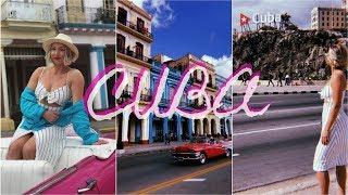 CUBA TRAVEL VLOG 2019 | HAVANA & VARADERO BEACH