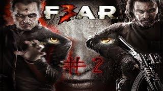 F.E.A.R. 3 #2 - Poziom 2: Slumsy - Bardzo Strzelankowo (Gameplay PL Zagrajmy)