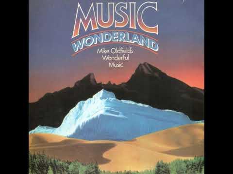 Blocked by damned - MIKE OLDFIELD - Music Wonderland (1980) Full Album