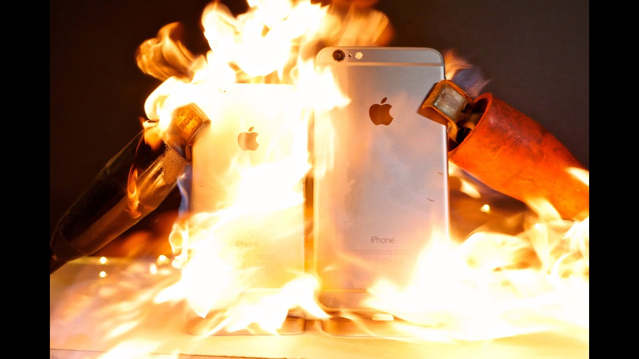 Electrocuting an iPhone With 6,000 Amps - Will It Melt?