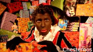 Zwarte Pieten Stijl - Gangnam Style Cover - Chipmunk 1080p