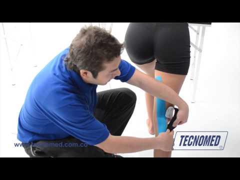 dolor parte trasera de la rodilla