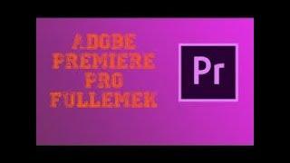 ADOBE PREMİRE PRO CC 2017-2018 FULL YAPMAK